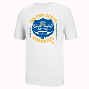Golden State Warriors adidas Asian Heritage Sensation Tee - White<br><b><i>Warriors Team Store Exclusive!</i></b>