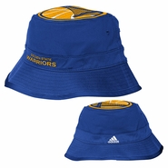 Golden State Warriors adidas Bucket Cap Flex Fit � Royal