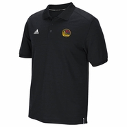 Golden State Warriors adidas Chinese Heritage Climacool Performance Polo - Black