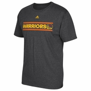 Golden State Warriors adidas Chinese Heritage Mascot Pride Hook Short Sleeve Tee - Slate