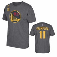 Golden State Warriors adidas Chinese New Year Klay Thompson #11 Gametime Tee