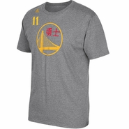 Golden State Warriors adidas Chinese New Year Klay Thompson #11 Gametime Tee - Will Ship 2/5