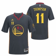 Golden State Warriors adidas Chinese New Year Klay Thompson #11 Swingman Jersey - Will Ship 2/20