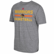 Golden State Warriors adidas Chinese New Year Practice Tri-Blend Tee - Will Ship 2/5