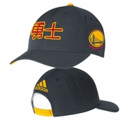 Golden State Warriors adidas Chinese New Year Pride Basic Flex Snapback - Will Ship 2/5