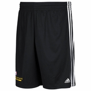 Golden State Warriors adidas Climalite Practice Short � Black