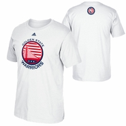 Golden State Warriors adidas Hoops For Troops Short Sleeve Tee � White