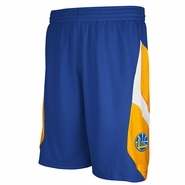 Golden State Warriors adidas Icon Shorts - Royal