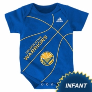 Golden State Warriors adidas Infant �FAN-ATIC� Basketball Creeper � Royal