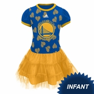 Golden State Warriors adidas Infant �Love to Dance� Tutu Dress � Royal