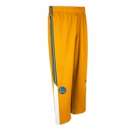 Golden State Warriors adidas On-Court Warm-Up Pant � Gold