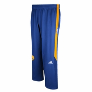 Golden State Warriors adidas Pre-Game Pants - Royal