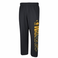 Golden State Warriors adidas Primal Elevation Fleece Pants - Black