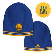 Golden State Warriors adidas Primary Beanie � Royal