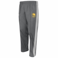 Golden State Warriors Adidas Primary Logo Track Pants - Grey