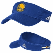 Golden State Warriors adidas Primary Visor � Royal