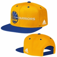 Golden State Warriors adidas Snapback � Gold