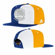 Golden State Warriors adidas Snapback Multi Colored Cap