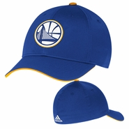 Golden State Warriors adidas Structured Flex Cap - Royal