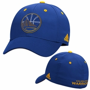 Golden State Warriors adidas Structured Flex Fit Cap � Royal