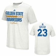 Golden State Warriors adidas The Finals Gametime Shooter - Draymond Green - White - Will Ship 6/8