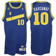Golden State Warriors adidas Tim Hardaway #10 Soul Swingman Jersey - Royal