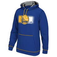 Golden State Warriors adidas Tip-Off Pullover Hood - Royal