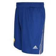 Golden State Warriors adidas Tip-Off Shorts - Royal