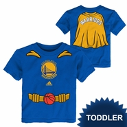 Golden State Warriors adidas Toddler Short Sleeve �Super Player� Tee � Royal