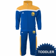 Golden State Warriors adidas Toddler �Trainer� Pant Set � Royal