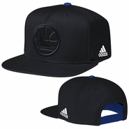 Golden State Warriors adidas Tonal Snapback � Black