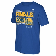 Golden State Warriors adidas Western Conference Finals Backcourt Tee