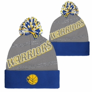 Golden State Warriors adidas Women�s 90�-91� Themed Cuffed Knit Pom