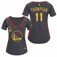 Golden State Warriors adidas Women's Klay Thompson #11 Chinese Heritage Replica Jersey - Slate