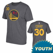 Golden State Warriors adidas Youth Chinese New Year Stephen Curry #30 Gametime Tee