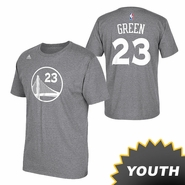 Golden State Warriors adidas Youth Draymond Green Gametime Tee � Slate