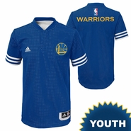 Golden State Warriors adidas Youth On-Court Snap Shooter � Royal