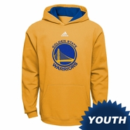 Golden State Warriors adidas Youth �Prime� Pullover Hoodie � Gold