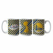 Golden State Warriors Boelter The Finals Sublimated Coffee Mug 15oz. - Will Ship 6/9