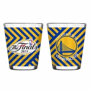 Golden State Warriors Boelter The Finals Sublimated Shot Glass 2oz.