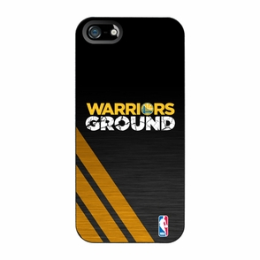 Golden State Warriors Coveroo Warriors Ground iPhone 5 Cover - Black - Click to enlarge