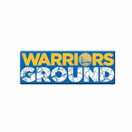 Golden State Warriors Ground Pin