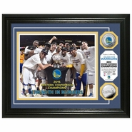 Golden State Warriors Highland Mint 2015 Western Conference Champions 'Celebration' Silver Coin Photo Mint