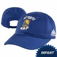 Golden State Warriors adidas Infant Royal Blue 'My First Cap' Adjustable Hat