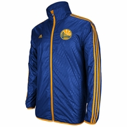Golden State Warriors Lightweight Adidas Jacket-Royal