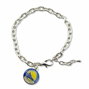 Golden State Warriors Logo Bracelet