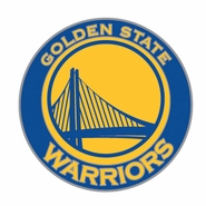 Golden State Warriors Logo Pin