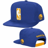 Golden State Warriors Mitchell & Ness NBA The League Snapback Cap � Royal