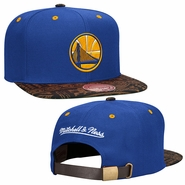 Golden State Warriors Mitchell & Ness The Archives Strapback � Royal