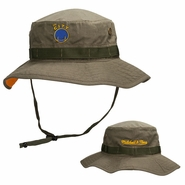 Golden State Warriors Mitchell & Ness �The City� Boonie Bucket Flex Fit � Khaki